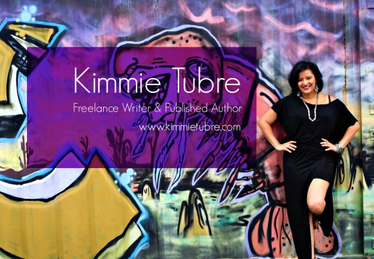 And we'll feature readings from author, writer Kimmie Tubre: ...This is a short tale about a freelance writer and published author from New Orleans, Louisiana. I am a born writer, world traveler, and connoisseur of all things awesome. Follow me on my journey!