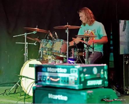 Drummer: Justin Conner